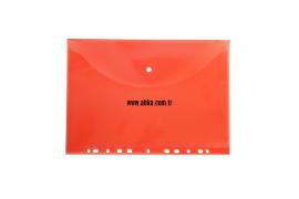 Zarf Dosya Klasöre Takılabilen Kırmızı