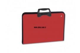 Proart Çanta Kırmızı