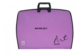 28X38 Teknik Proje Çantaları Pembe