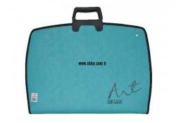 28X38 Teknik Proje Çantaları Turkuaz
